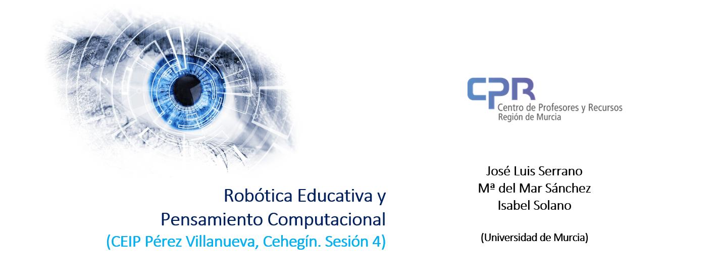 Robótica educativa y Pensamiento Computacional